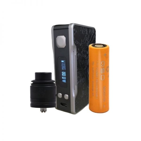 Combo Master 80w By Just Vape