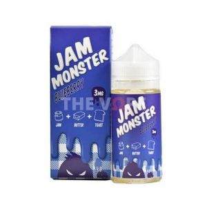 Tinh dầu Jam Monster Blueberry 100ml