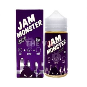 Tinh dầu Jam Monster Grape 100ml