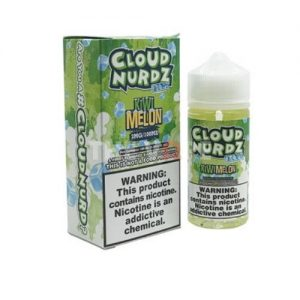 Tinh dầu Kiwi Melon Cloud Nurdz E-Liquid 100ml