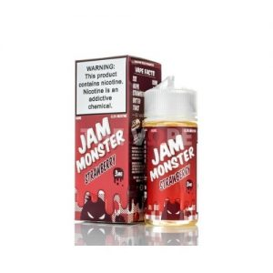 Tinh dầu Jam Monster Redberry 100ml