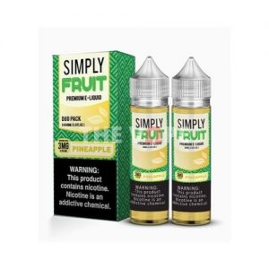 Tinh dầu Slimply Fruit Pineapple 60ml