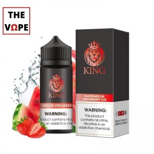 King Watermelon Strawberry Ice 100ml