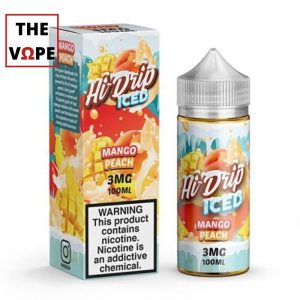 Hi Drip ICED Mango Peach 100ml