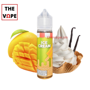 Ice Cream Mango 60ml 3ni