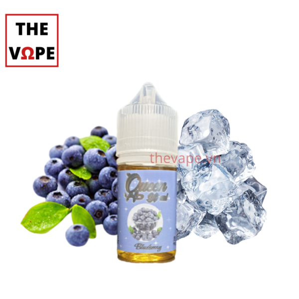 Salt Queen Blueberry Ice 30ml 35ni