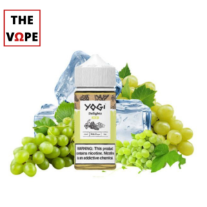 Yogi Delights White Grape Ice 100ml