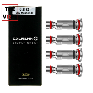 Pack 4 Coils Occ thay thế cho CALIBURN G 15W by UWELL